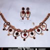 Not so heavy necklace set - New Arrival